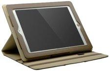 Cygnett Lavish Folio Case with Multi-View Stand für iPad 2 & 3 sandstone