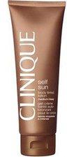 Clinique Self Sun Body Tinted Lotion Light-Medium (125 ml)