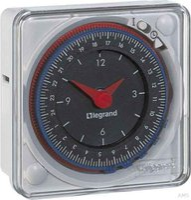 Legrand BTicino Verteilerschaltuhr analog (049983)