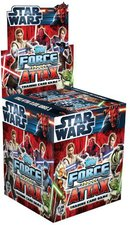 Topps Star Wars Force Attax Serie 3 Booster Display