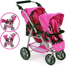 Bayer Chic Tandem-Buggy Vario