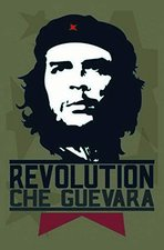 Che Guevara Blechschild