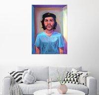 Che Guevara Leinwandbild