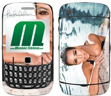 Kim Kardashian BlackBerry Schutzhülle