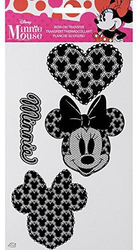 Minnie Maus Bügelbild