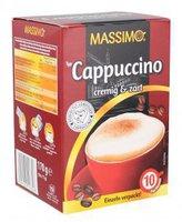 Massimo Cappuccino Wiener Cremig und Zart 10 Sticks á 17g