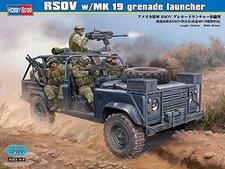 HobbyBoss RSOV w/MK 19 grenade launcher (82449)