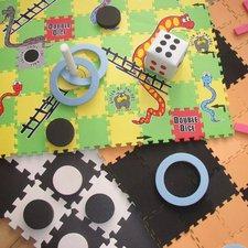 Traditional Garden Games Gartenspiele 5-in-1