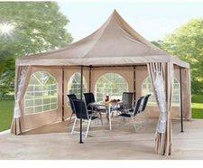 Grasekamp Lounge-Pavillon 4x4