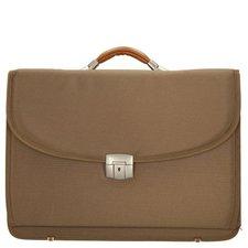 Dermata Business Aktentasche mit Laptopfach 43 cm (3432NY)
