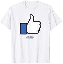 Facebook I like T-Shirt