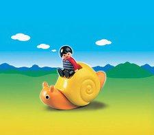 Playmobil 6755 Schaukelschnecke