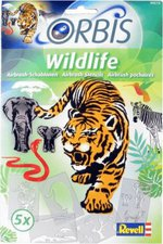Revell Orbis Schablonen-Set Wildlife (30213)