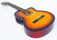 Pasadena Guitars Klassikgitarre 4/4 CE
