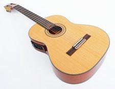 Pasadena Guitars Konzertgitarre 4/4 Fichte CE