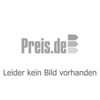 KWC Ono Waschtisch Hebelmischer mit LED-Technologie und Ablaufgarnitur, Batterie (Chrom, 12.151.432)