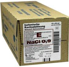 Fresenius Kochsalzloesung Isoton.fresenius Inj.-fl. (10 x 40 ml)