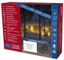 Konstsmide LED System Erweiterung Lichtervorhang 100er (4614-103)