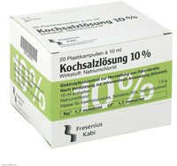 Fresenius Kochsalzlösung 10% Ampullen (20 x 10 ml)