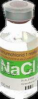 Serag-Wiessner Natriumchlorid 5,85% 1 Molar Glas (100 ml)