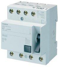 Siemens FI-Schutzschalter 63 A