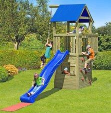 Delta Gartenholz Multi-Play Spielanlage Black Hawk