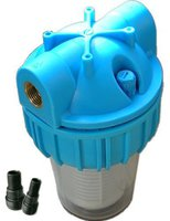 Mauk Wasserfilter 3000 l/h 3/4