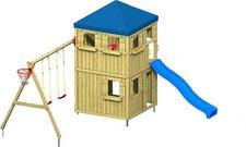 Winnetoo Spielturm GP808 Giga