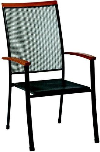 siena garden materia stapelsessel streckmetall preisvergleich ab 69 90. Black Bedroom Furniture Sets. Home Design Ideas