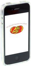 Jelly Belly Scented Case (iPhone 4/4S) Vanille