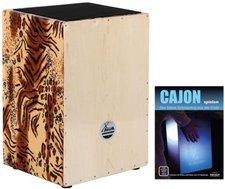 XDRUM Designer Cajon Wildcat