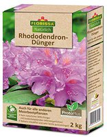Florissa Spezialdünger für Rhododendron 2 kg
