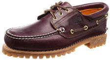 Timberland Classic 3-Eye Handsewn Shoe - Brown Smooth 30003