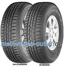 General Tire Snow Grabber 265/70 R16 112T