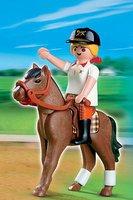 Playmobil 4191 Reiterin mit Pferd