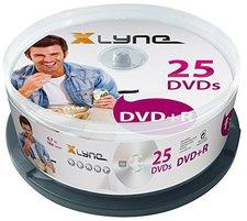 xlyne DVD+R 4,7GB 16x 25er Spindel