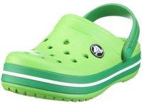 Crocs Kids Crocband lime-kelly green