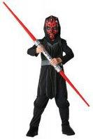 Rubies Kinder-Kostüm Darth Maul Boxset