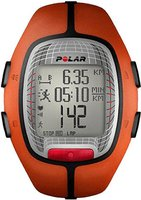 Polar RS300X Run orange