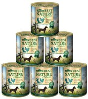 degro Best Nature Adult Wild, Huhn, Nudeln (800 g)