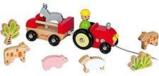 Janod Traktor Multi Animo