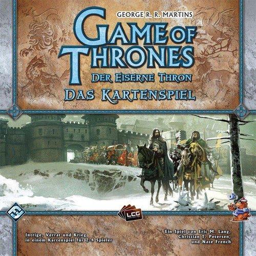 Heidelberger Spieleverlag Game of Thrones Der Eiserne Thron: Das Kartenspiel