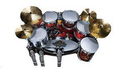 Paper Jamz Drums Style 4 Stern (6354)