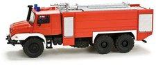 "Herpa Mercedes-Benz Zetros 6x6 Ziegler TLF ""Feuerwehr"""