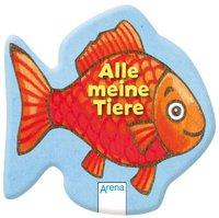 Arena Verlag Mein liebstes Buggybuch - Alle meine Tiere