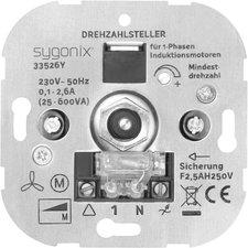 Sygonix Drehzahlsteller 33526Y