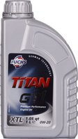 Fuchs Petrolub Titan GT1 0W-20 (1 l)