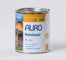 AURO Holzlasur Aqua 0,75 Liter (Nr. 160)