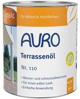 AURO Terrassenöl Bangkirai 0,75 Liter (Nr. 110-85)
