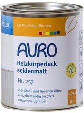 AURO Heizkörperlack seidenmatt 0,75 Liter (Nr. 257)